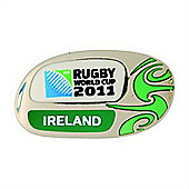 Official Ireland Rugby World Cup 2011 Pin Badge