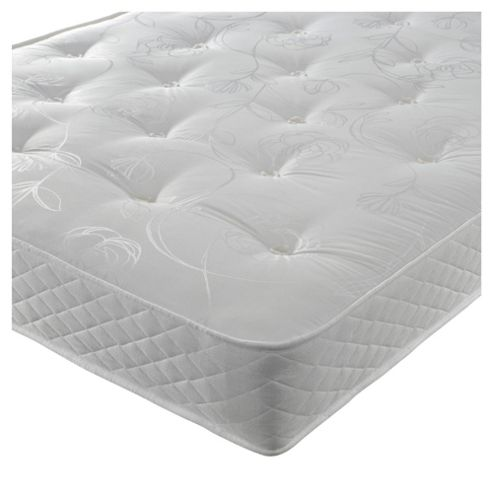 Silentnight Double Mattress - Miracoil Comfort Ortho Tuft