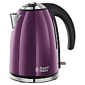 Russell Hobbs 18945 Jug Kettle - Purple