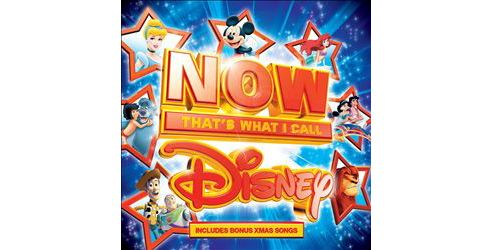 Now That'S What I Call Disney 2012 Version (4Cd)