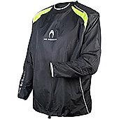 Ho Padded Training Jacket - Black