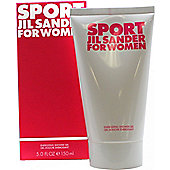 Jil Sander Sport Shower Gel 150ml For Women