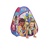 Disney Doc McStuffins 4-Panel Play Tent