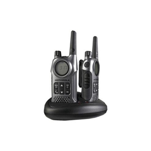 Motorola Talker T8 Two Way Radio Black 42096