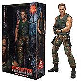 Predators Jungle Patrol Dutch 1/4 Scale Action Figure - Action Figures