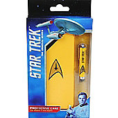 Official Star Trek Case for iPhone 5 with stylus - Yellow - Apple