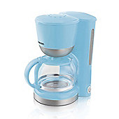 Swan SK18110BLUN - Blue Coffee Maker