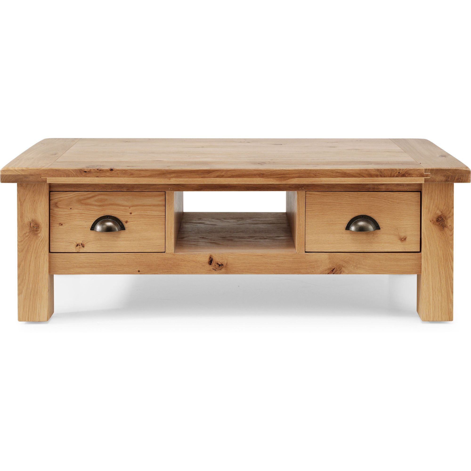 Originals Normandy Coffee Table with Drawers at Tescos Direct