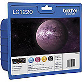 Brother lC-1220 Multi-Pack Ink Cartridge