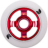 Stormer 4 Spoke Aluminium Hub Scooter Wheel - Red