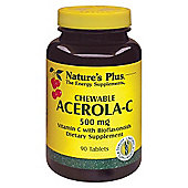 Acerola C Complex - Chewable 500mg