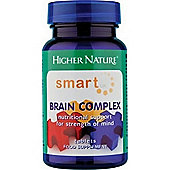 Higher Nature Smart UK Brain Complex 90 Tablets