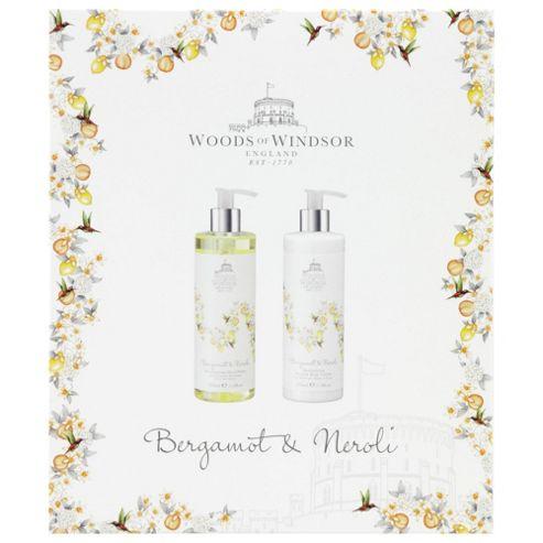 Woods of Windsor Bergamot & Neroli Gift Set