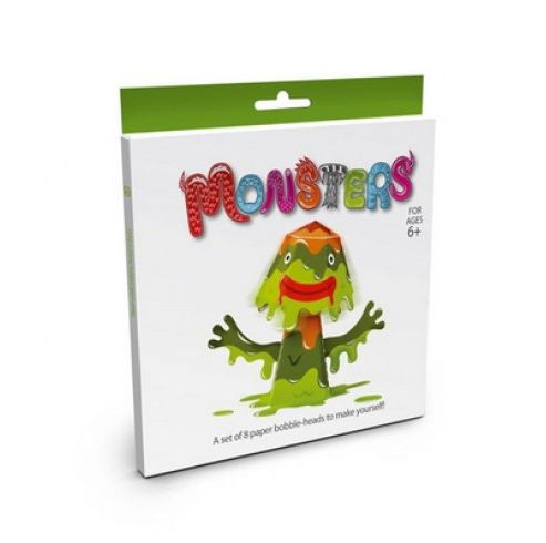 Bobble Heads - Monsters