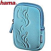 Hama Camera Bag Neoprene Flame 50E - Blue