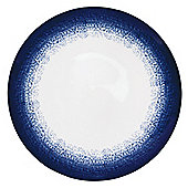 Blue Rain Porcelain, Dinner Plate