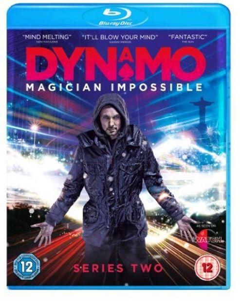 Dynamo - Series 2 - Complete (Blu-Ray Boxset)