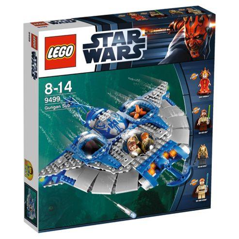LEGO Star Wars Gungan Sub 9499