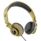 HOUSE OF MARLEY RIDDIM HEADPHONES (DESERT)