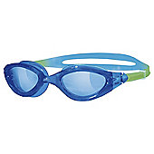Zoggs Panorama Junior Goggles Blue