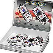Scalextric Slot Car C3368A 60 Years Of Corvette Ltd Ed