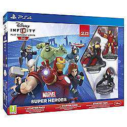 Disney Infinity 2.0 PS4 Starter Pack