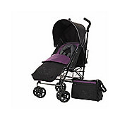OBaby Atlas V2 Stroller Sketch Eeyore Bundle