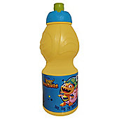Henry Hugglemonster Bottle, Yellow