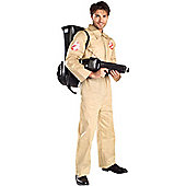 Ghostbuster - Adult Costume Size: 52-58