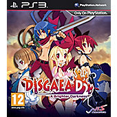 Disgaea D2 - A Brighter Darkness - PS3