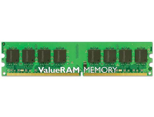 Kingston ValueRAM 1GB 667MHz DDR2 SDRAM Unbuffered Non-ECC CL5 DIMM Memory