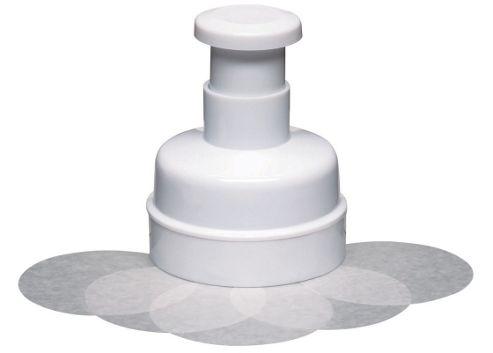 Kitchen Craft Hamburger Maker With 100 Wax Discs