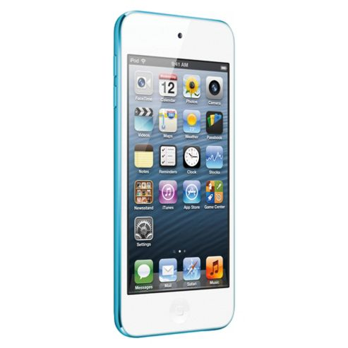 Apple 32GB (5th Gen) touch iPod Blue