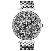 Caravelle New York Ladies Crystal Watch - 43L160