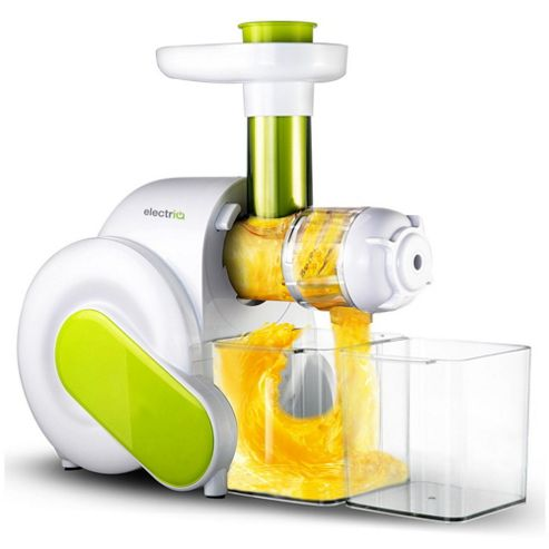 Slow Juicer Tesco : Buy ElectriQ HSL600 Horizontal Slow Masticating Juicer from our Juicers range - Tesco