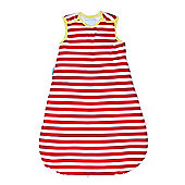 Grobag Deckchair Stripe 1.0 Tog Sleeping Bag - 0-6 Months