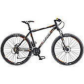 "2014 Whistle Huron 1482D 18"" Gents 27sp 650B Mountain Bike"