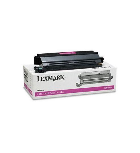 Lexmark C910, C912 Magenta Toner Cartridge (14K)