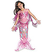 Pink Mermaid - Child Costume 5-7 years