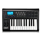 M-Audio Axiom 25 Advanced 25 Key Semi Weighted USB Midi Controller