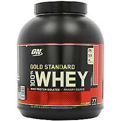 Optimum Nutrition 100% Whey Protein 2.27kg - Strawberry