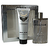 Police 100ml EDT Spray & 100ml Shower Gel Gift Set