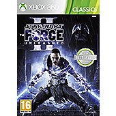 STAR WARS FORCE UNLEASHED 2 (X360)