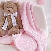 Clair de Lune Blanket (Marshmallow Pink)