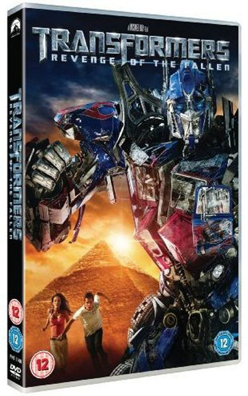 Transformers - Revenge Of The Fallen (DVD)