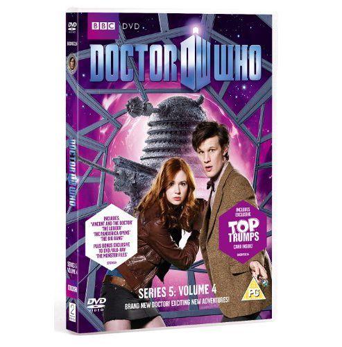Doctor Who Series 5 Vol 4 (DVD Boxset)