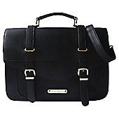 DC Black Satchel
