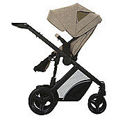 Hauck Maxan 4 Wheel Trio Travel System Set, Beige