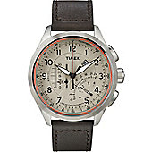 Timex Intelligent Quartz Mens Chronograph Watch - T2P275