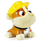 Paw Patrol Bath Squirters Toy - Rubble